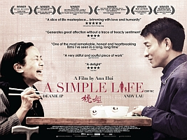 Film review a simple life cinevue for Simple living documentary