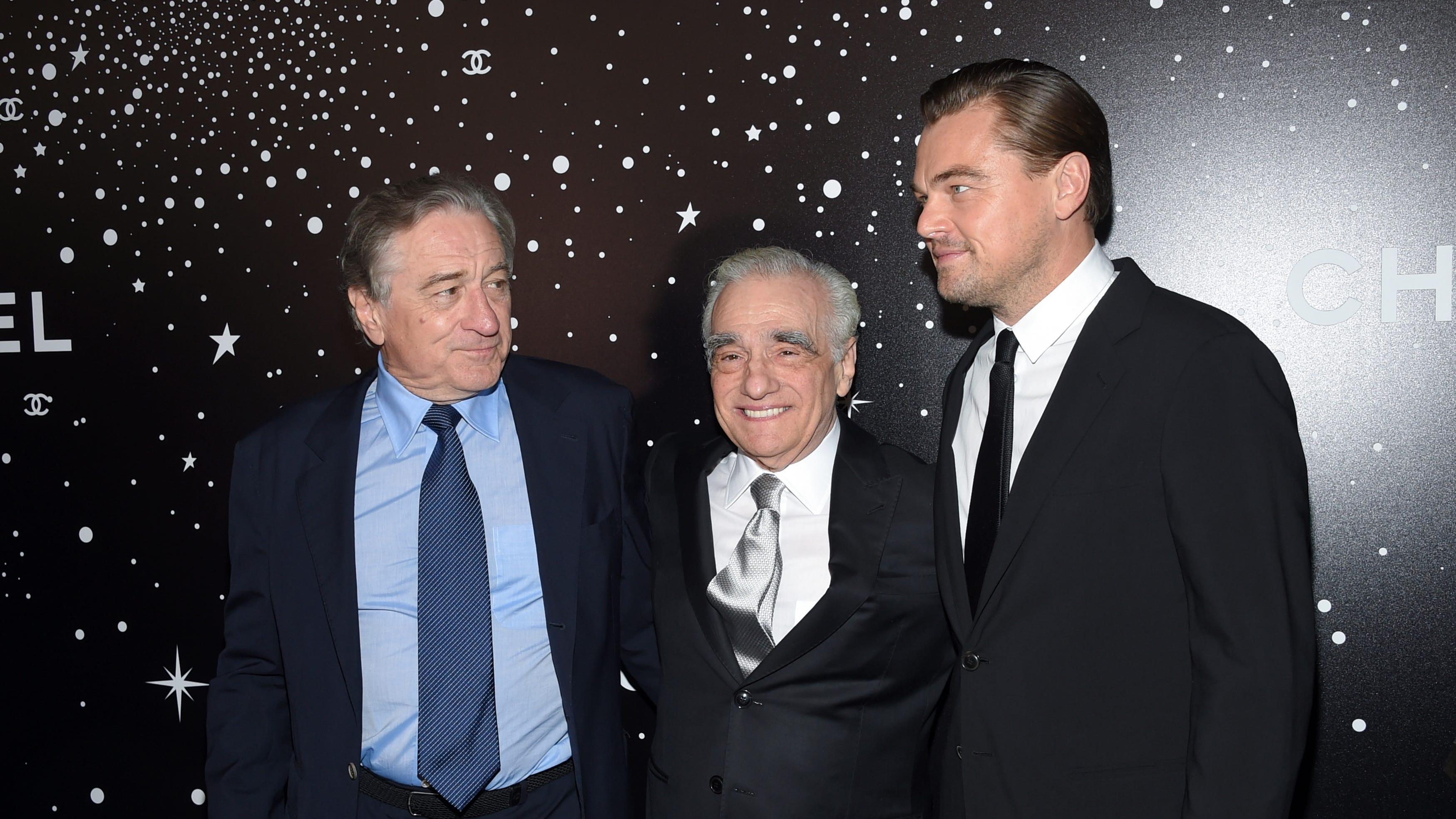 De Niro, DiCaprio board Martin Scorsese's Killers of the Flower Moon