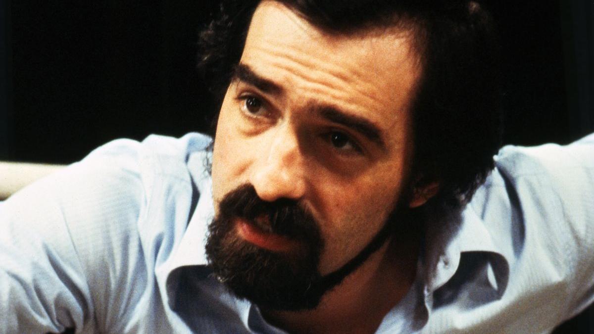 Martin Scorsese's top five films